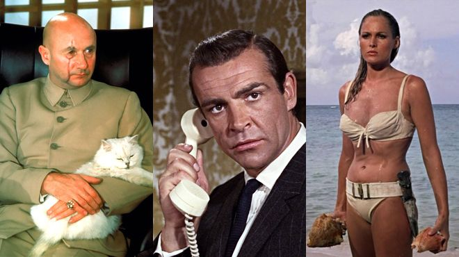 Best James Bond movies of all time from Dr. No to Spectre