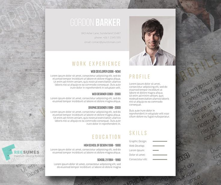 65 best How to Write a Resume images on Pinterest Resume tips - resume page layout