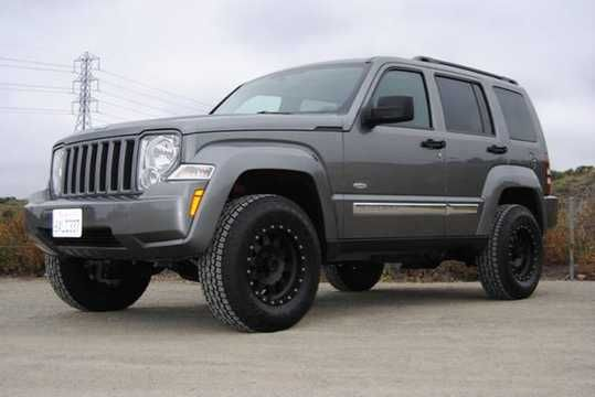 the jeep liberty, or jeep cherokee (kj/kk) outside north america, was a  compact suv produced by the jeep marque of chrysler from model …