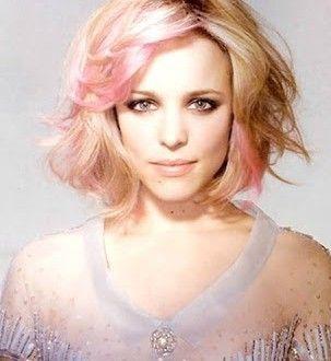 Tendencias 2014 - cabello / colores fantasía en mechas dispersas, tipo californianas o todo el cabello.