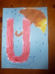 letter u craft ideas 45 best ideas about u is for letter of the week on 4864