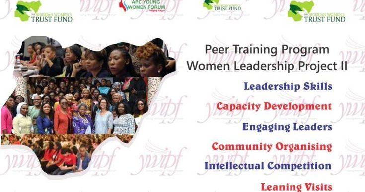 Young Women in Politics Forum Peer Training Program organised by Dr. Oderinde-Clement Temitayo