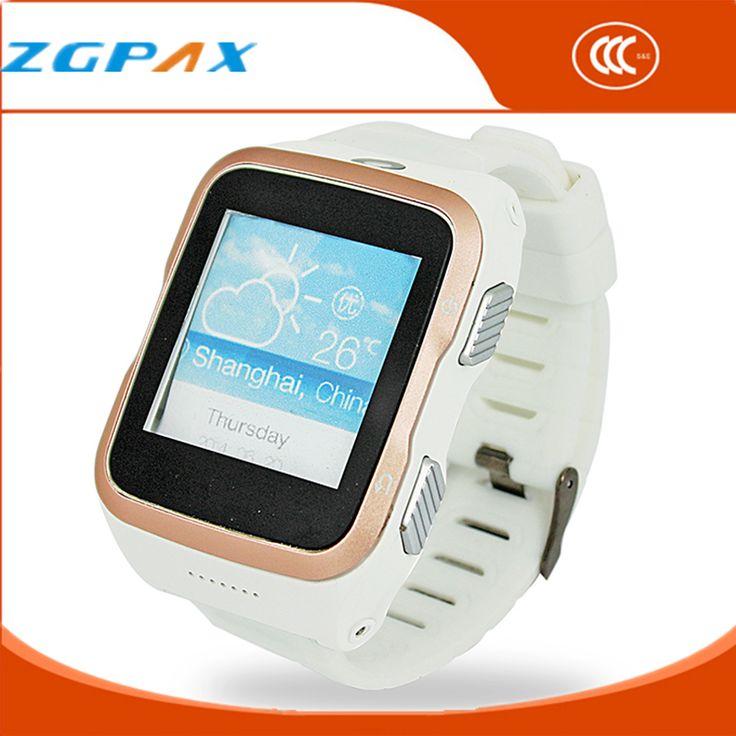 Neue ZGPAX S83 Smartwatch Android 5.1 Armbanduhr Handy Smartwatch Andriod 2016 Sim-karte Kamera Frauen mujer Wetter Uhren //Price: $US $89.99 & FREE Shipping //     #smartwatches