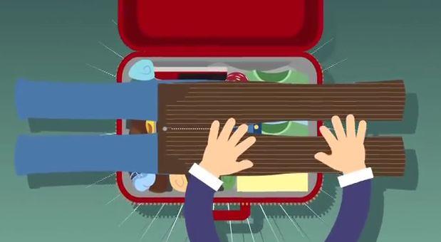Se hvordan du får magisk plads i kufferten: 12 enkle effektive pakketips!