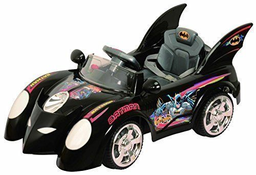 Special Offers - New BATMAN BATMOBILE POWER RIDE ON KIDS CAR in Blue or Black (Color sent at random)6V 10AH Battery RC Music - In stock & Free Shipping. You can save more money! Check It (May 25 2016 at 06:14AM) >> http://kidsscootersusa.net/new-batman-batmobile-power-ride-on-kids-car-in-blue-or-black-color-sent-at-random6v-10ah-battery-rc-music/