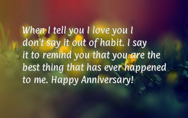 best anniversary wishes messages