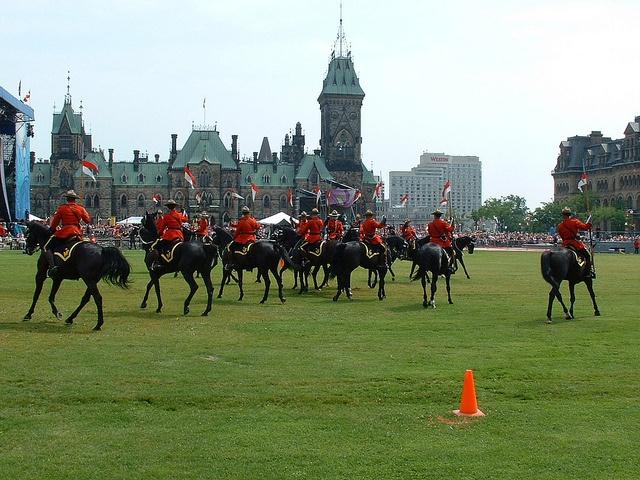 Ottawa-Canada Day