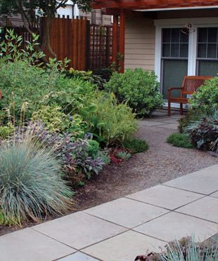 Low Maintenance Front Yard Landscaping Curb Appeal Entrance