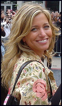 Nancy Juvonen - wife of Jimmy Fallon and actress, producer was born May 18, 1967 Marin County, California.