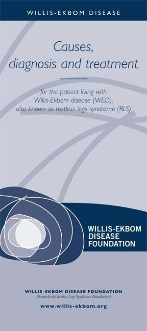 Causes diagnosis and treatment brochure