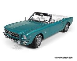 1965 Convertible Ford Mustang