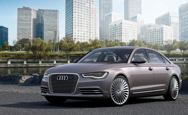 Audi A6L etron concept Pictures アウディ