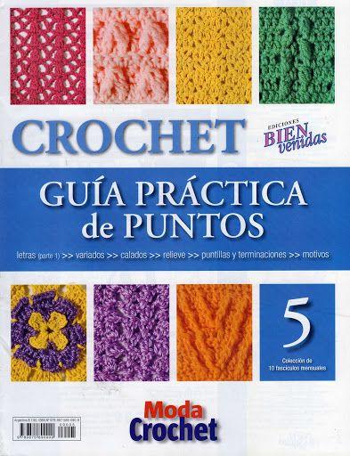 guia de puntos crochet 2009 nro 5 - Cristina Vic - Álbuns da web do Picasa...FREE BOOK AND DIAGRAMS!