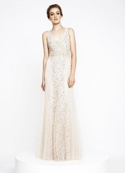 Rachel Gilbert 'Olivia' Gown