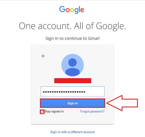 Gmail Account Login Step | Gmail sign, Gmail, Accounting