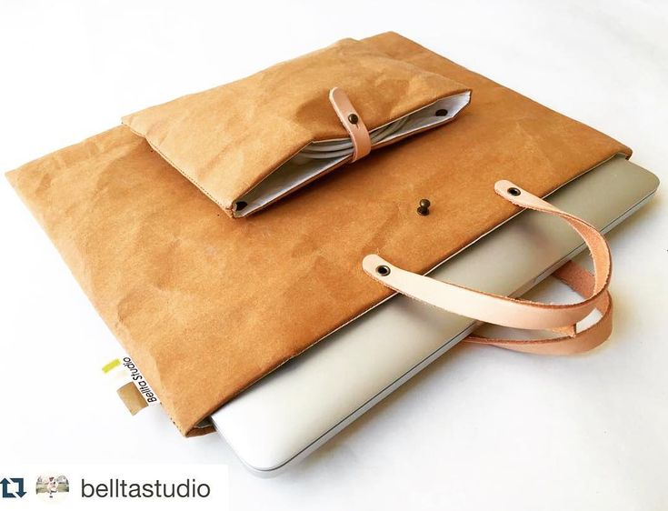 Tyvek laptop bags by Belltastudio | THE UT.LAB | TYVEK | Get creative with our materials *
