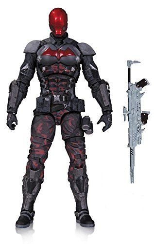 Discounted DC Collectibles Batman: Arkham Knight: Red Hood Action Figure