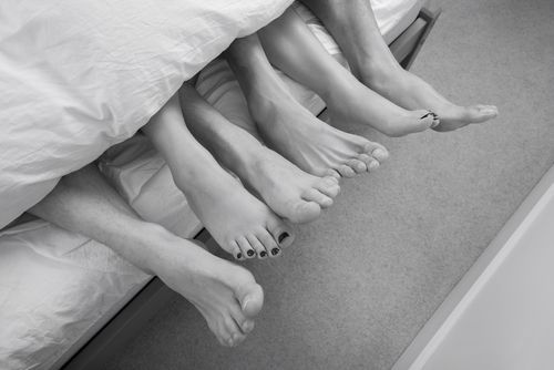 Which lawmaker just told a bizarre story about that time he accidentally climbed into bed with his in-laws?