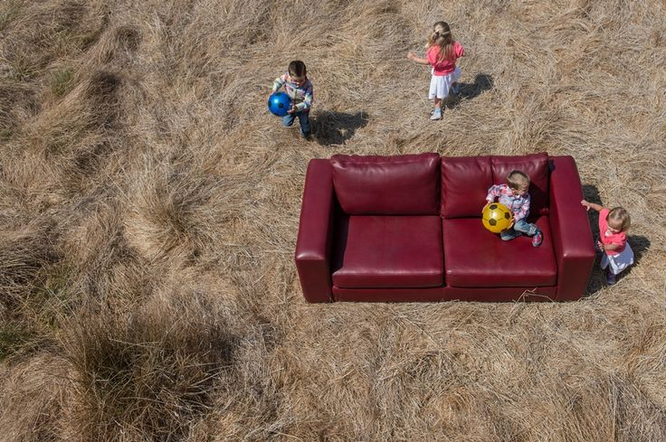 #Woodenways #Game skin #leather #sofas are hand stitched from the finest red #kudu #leather available in South Africa