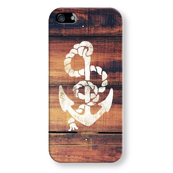 Anchor phone case. Delta Gamma love (: