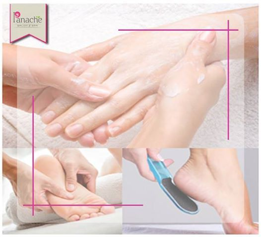 Making a de-stressing plan for the long weekend? Treat your feet and hands with our natural products and keep them soft even in the chilling winter.