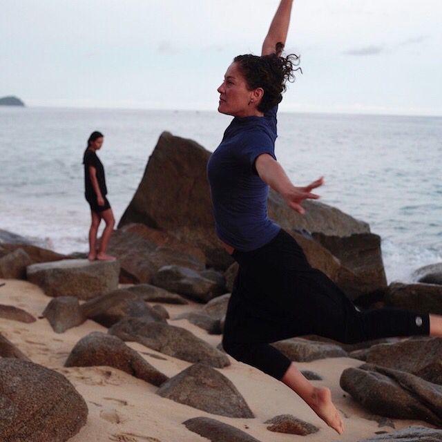 Ropa para yoga