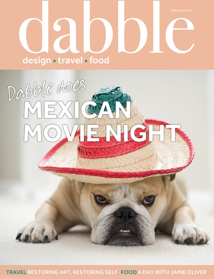 design and food | Dabble Magazine