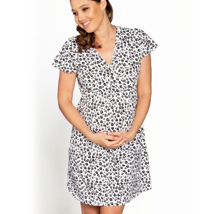 Blank Clothing - Katie maternity print nursing dress, (https://www.blankclothing.com.au/katie-maternity-print-nursing-dress/)