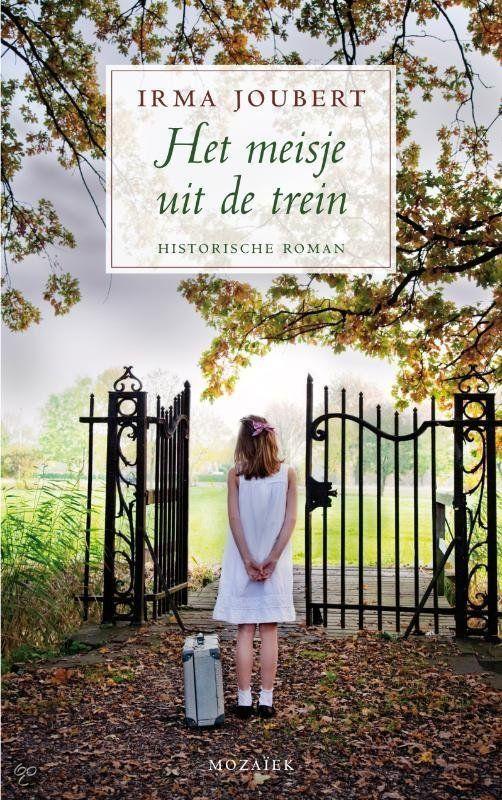 (B)(2011) Het meisje uit de trein - Irma Joubert. Een van de mooiste boeken die ik ooit heb gelezen.