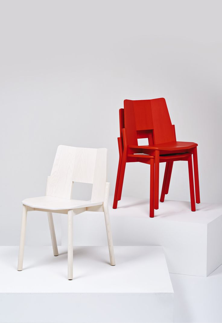 Broom chair for emeco in 2012 to showcase the properties of a new wood - Tronco