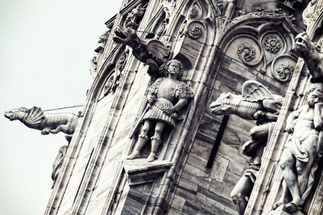 I demoni del Duomo