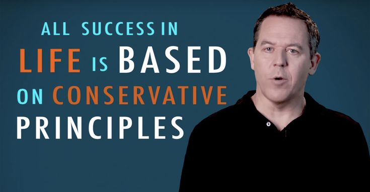 TV host and bestselling author Greg Gutfeld says conservative principles are more common than you think in professions sometimes identified with liberals.