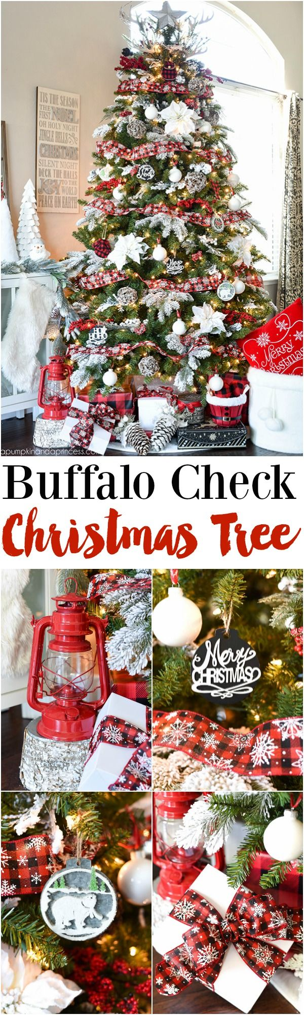Buffalo Check Christmas Tree 608 best Christmas