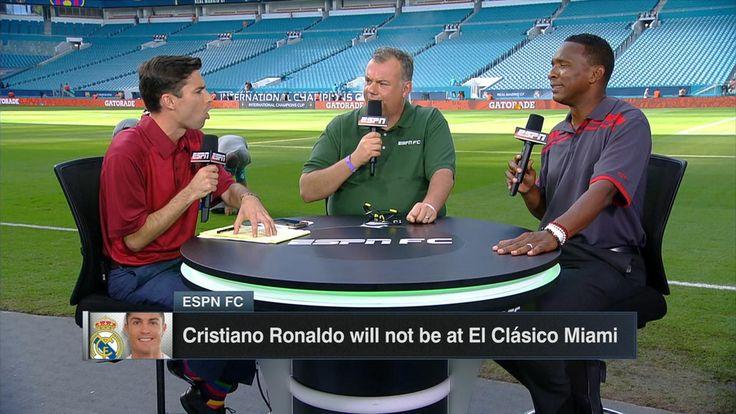 Marcotti: El Clasico transcends Messi and Ronaldo