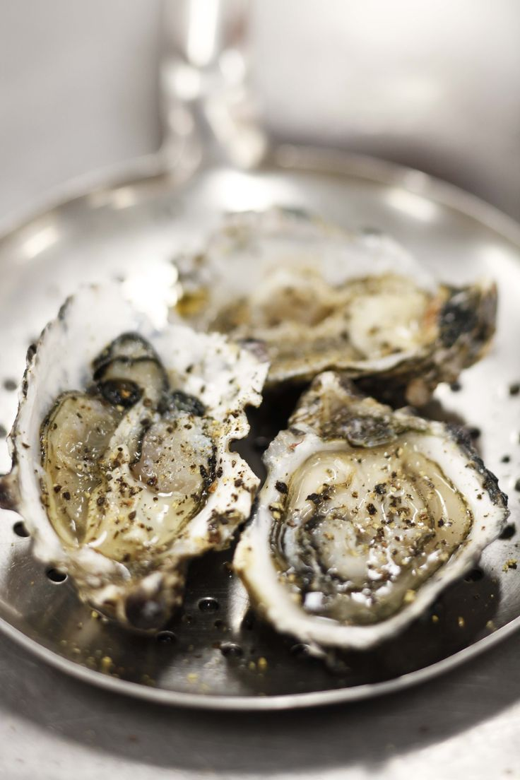 Beltaine:  #Oysters, for #Beltaine.