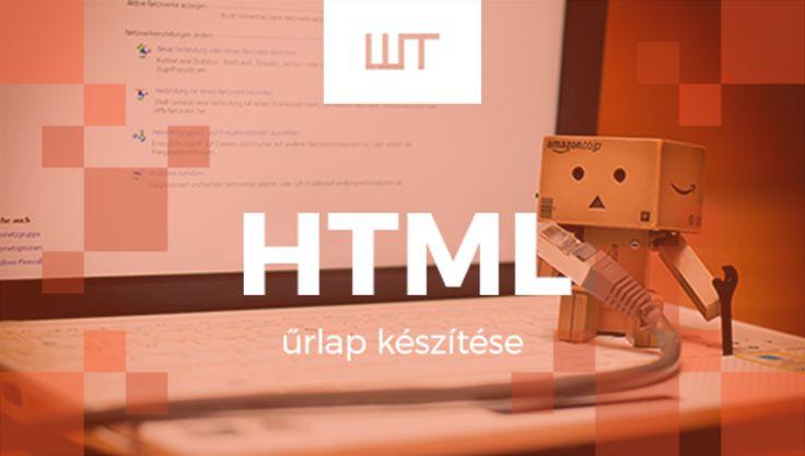 A kurzus az alapvető HTML ismeretekre építve tanítja meg a HTML űrlapok készítését. Ha elvégzed ezt a tanfolyamot önállóan képes leszel űrlapokat létrehozni, valamint implementálni kész weboldalakba.