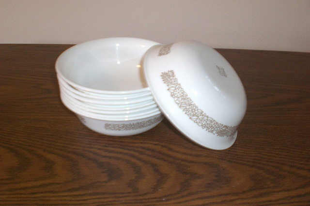 New to me Vintage Corelle 'Woodland' Bowls