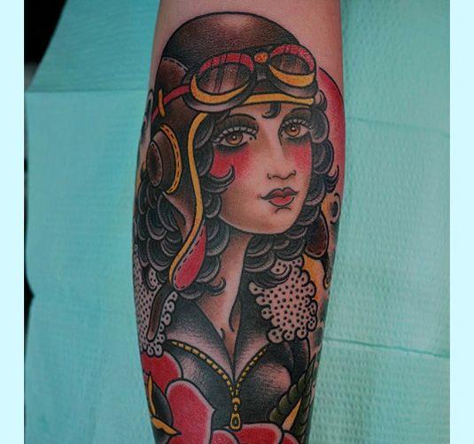 Jason Donahue | Tattoo Design | Creative Bloq | Sugar Skull by Ollie Munden | Tattoo Design | Creative Bloq | http://www.creativebloq.com/illustration/20-brilliant-tattoo-designs-712379