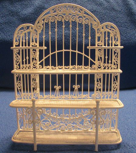 1000 Images About Victorian Wicker On Pinterest White