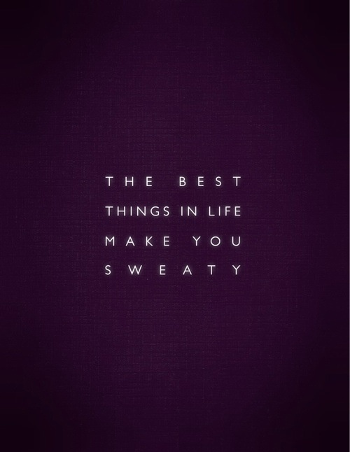 Get your SWEAT on!!!