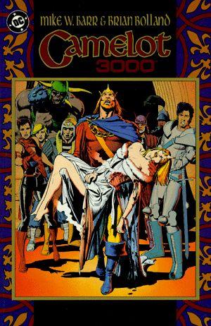"""Camelot 3000 (DC Comics Series)"" av Mike W. Barr"