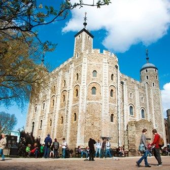 Bus Tour + Tower of London