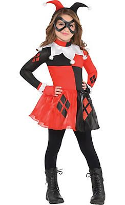 Harley Quinn Costumes - Harley Quinn Halloween Costumes - Party City Canada