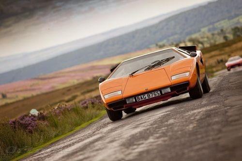 505 Best Images About Lamborghini Countach On Pinterest