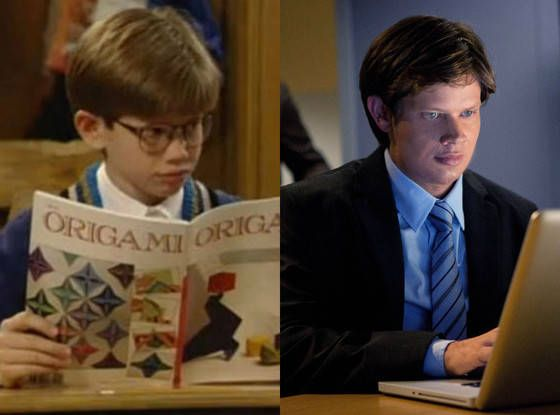 Lee Norris as Stuart Minkus from Boy Meets World: Where Are They Now?