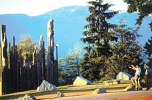 Burnaby Parks and Trails