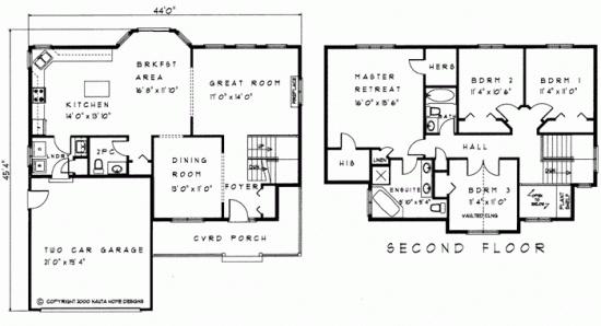 12 best design architect images on pinterest house for Nauta home designs