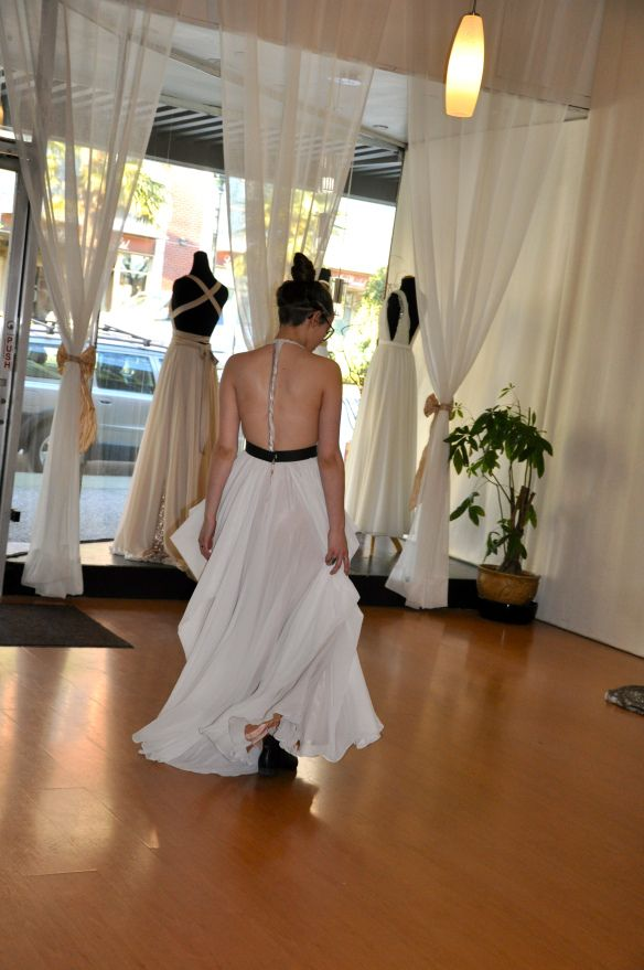 Ellebay in New Westminster, BC Beautiful custom wedding and prom dresses!