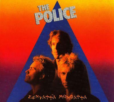 The Police - Zenyatta Mondatta (1978) Remaster Album