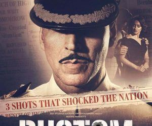 After giving a taste of patriotism to the audiences at the start of the year with Airlift, actor Akshay Kumar will be seen donning Navy uniform in his upcoming film Rustom. The official trailer is released where he plays Commander Rustom Pavri. The story is about the dedicated service of Rustom Pavri (Kumar), a commander in the Indian Navy, his idyllic married life with his English-born wife (I..  Read More